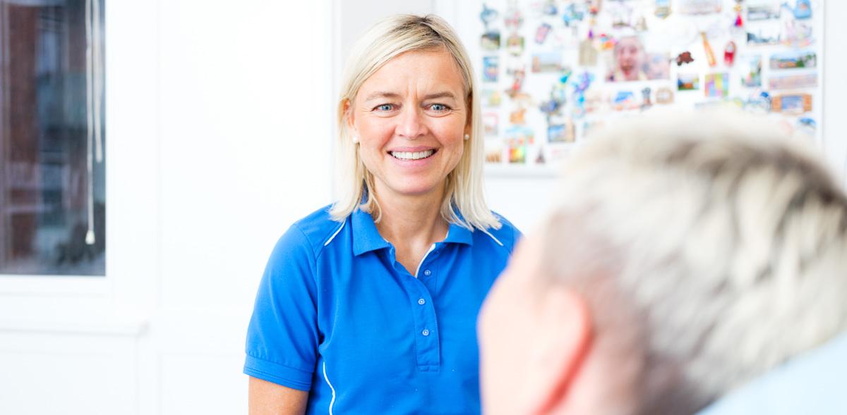 Tandlæge Stine Elkjær
